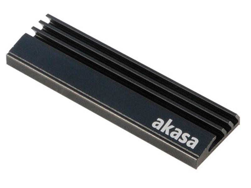 Радиатор Akasa M.2 SSD A-M2HS01-BK