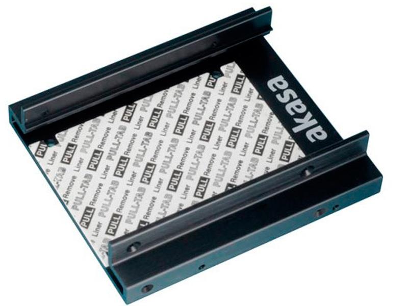 Адаптер SDD/HDD 2x2.5 - 3.5 Akasa AK-MX010V2