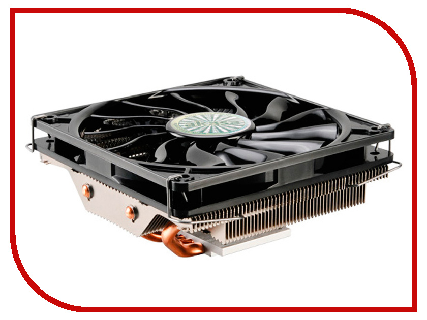 Кулер Akasa Nero LX 2 AK-CC4016EP01 (Intel LGA775/115X/1366/ AMD AM2-AM4/FM1.FM2) akasa ak cc7118hp01 cpu heatsink cooler socket lga775 lga1155 lga1156