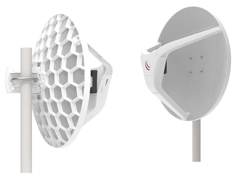 Точка доступа MikroTik Wireless Wire Dish RBLHGG-60adkit