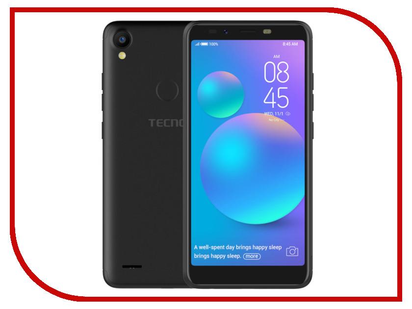 Сотовый телефон TECNO POP 1S Pro Midnight Black bob 30 vfl650 1s 30 vfl650 1s