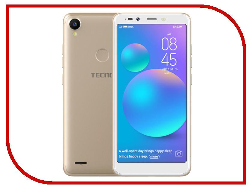 Сотовый телефон TECNO POP 1S Pro Champagne Gold
