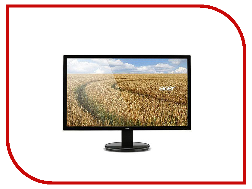 Монитор Acer K222HQLDbd Black