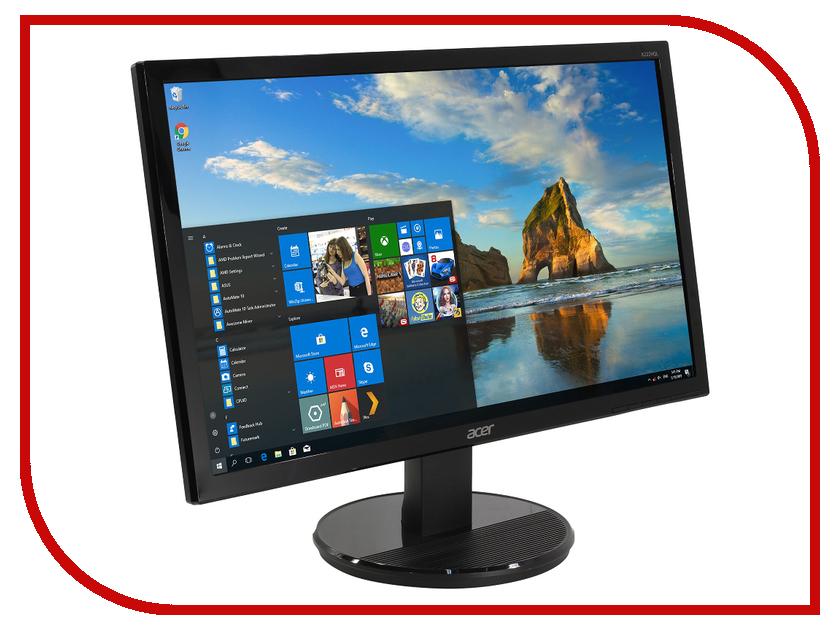 Монитор Acer K222HQLDb Black