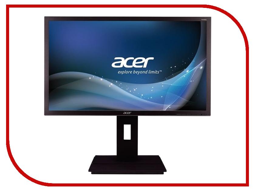 Zakazat.ru: Монитор Acer B246HYLAymdr Black