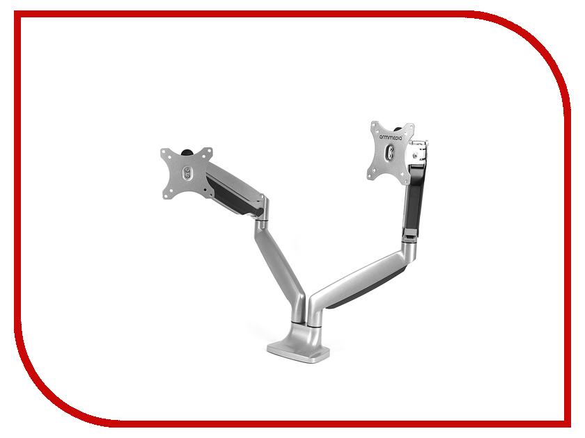 Кронштейн Arm Media LCD-T32 (до 18кг) Silver цена