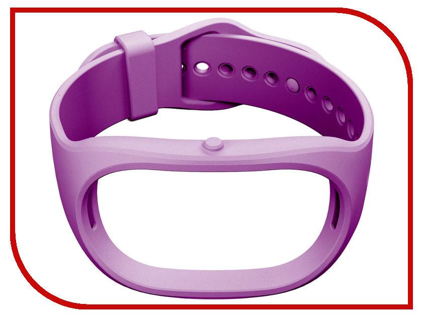 все цены на Aксессуар Ремешок Healbe GoBe 2 Purple HLB20-ST03 онлайн