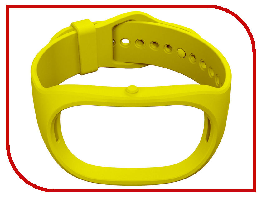 все цены на Aксессуар Ремешок Healbe GoBe 2 Yellow HLB20-ST06 онлайн