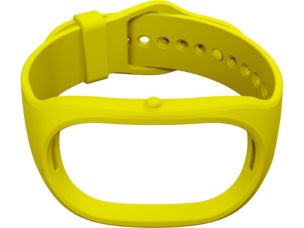 Aксессуар Ремешок Healbe GoBe 2 Yellow TPSIV HLB20-ST06 стоимость
