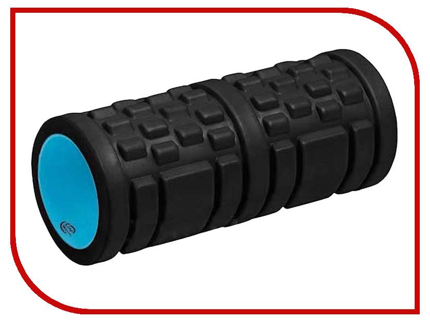 Массажер Lite Weights 33x14cm Black-Light Blue 6500LW гантель неопреновая lite weights цвет серый 3 кг
