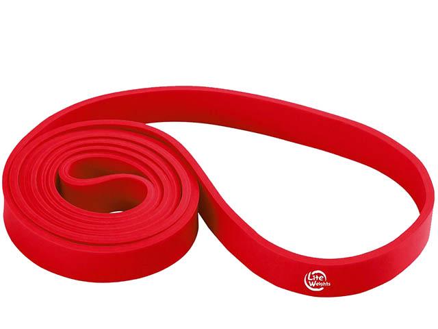 Эспандер Lite Weights 208x1.3x0.45cm Red 0815LW