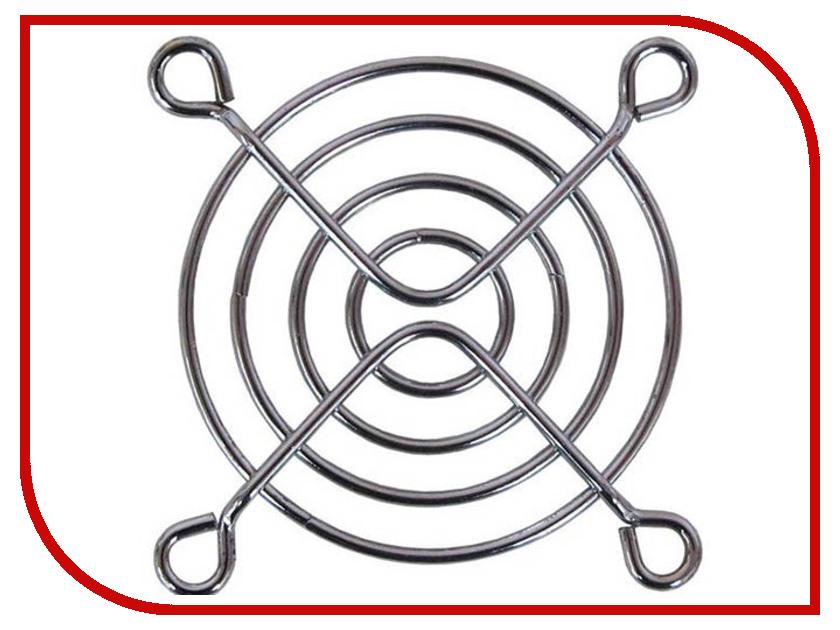 Защитная решетка для вентилятора Akasa 60mm MG-06 Chrome защитная решетка для вентилятора arctic fan grill 92mm acfan00086a