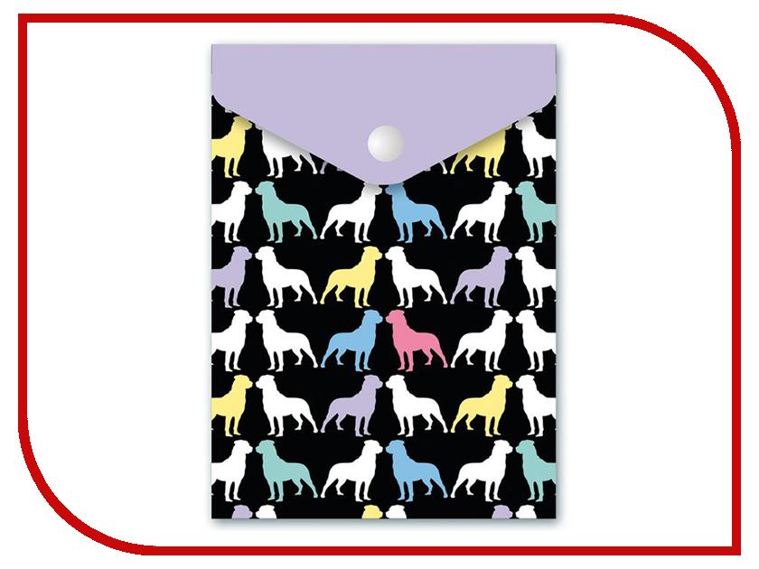 Папка для документов Феникс+ Собачки А6 15.8x11.4cm 46752 учебники феникс история для бакалавров