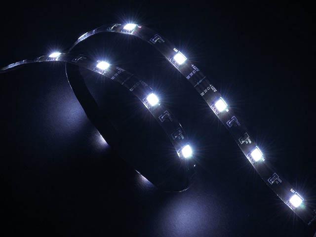 все цены на Светодиодная лента Akasa Vegas Magnetic LED White 50cm AK-LD05-50WH онлайн