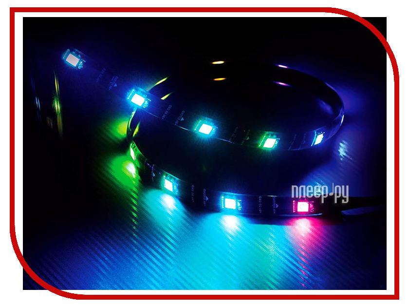 Светодиодная лента Akasa Vegas Magnetic LED 60cm RGB AK-LD07-60RB вентилятор akasa vegas r7 rgb led 120mm ak fn098
