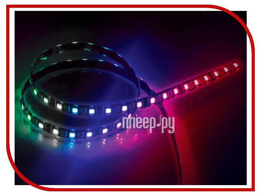 Светодиодная лента Akasa Vegas Magnetic LED 50cm RGBW AK-LD06-50RB аксессуар кабель akasa led strip light 20cm ak cbld01 20bk