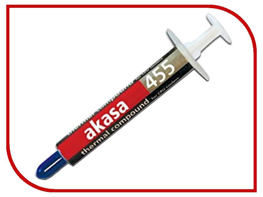 все цены на Термопаста Akasa Performance Compound 455 1.5г AK-455