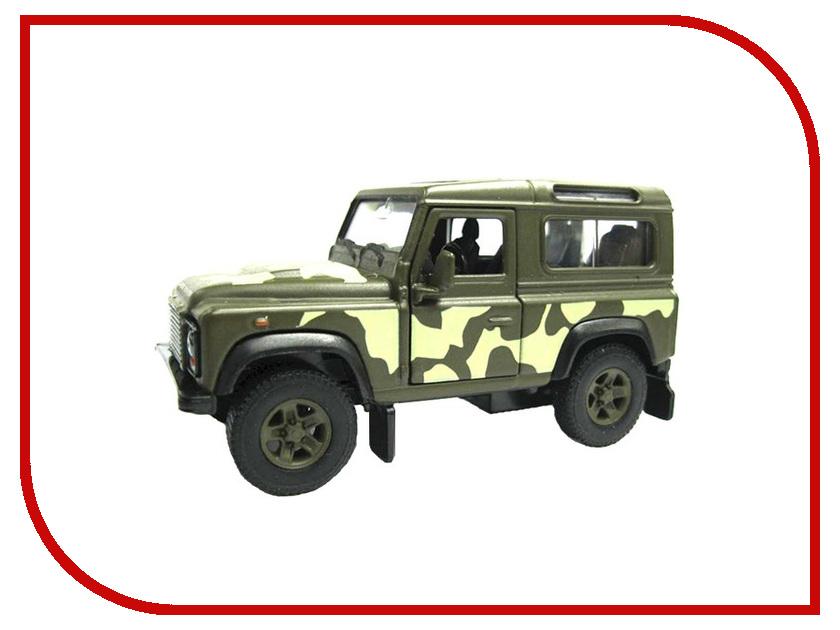 Игрушка Welly Land Rover Defender 42392CM электромобили dongma land rover defender