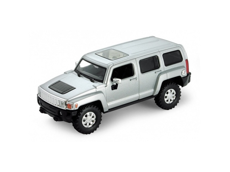 Игрушка Welly Hummer H3 39887