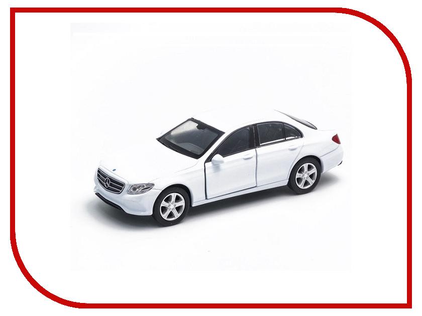 Игрушка Welly Mercedes-Benz E-Class 43703 игрушка welly mb v class 49736
