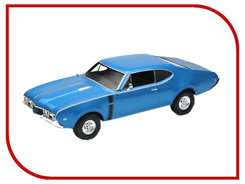 Игрушка Welly Oldsmobile 442 1968 43711