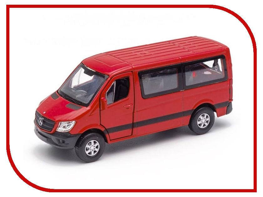 Игрушка Welly Mercedes-Benz Sprinter 43731 игрушка welly mercedes benz glk 43684 page 1