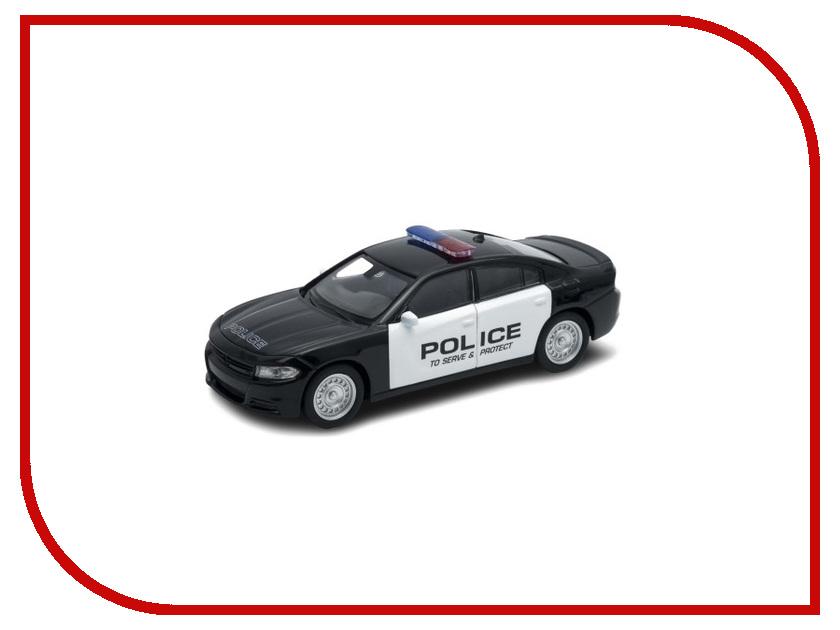 Игрушка Welly Police 43742P
