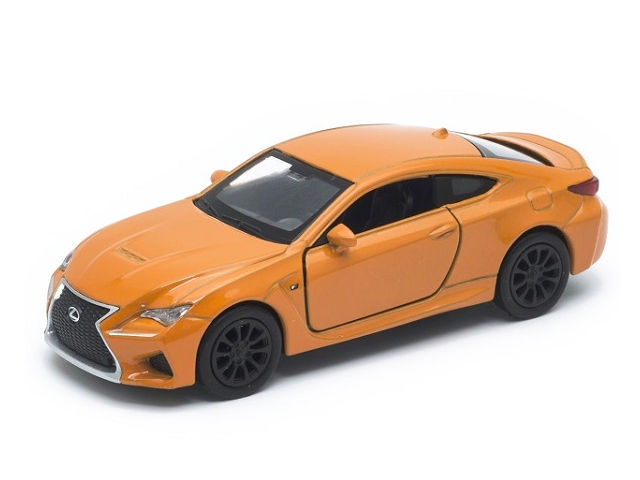 Игрушка Welly Lexus RC F 43745