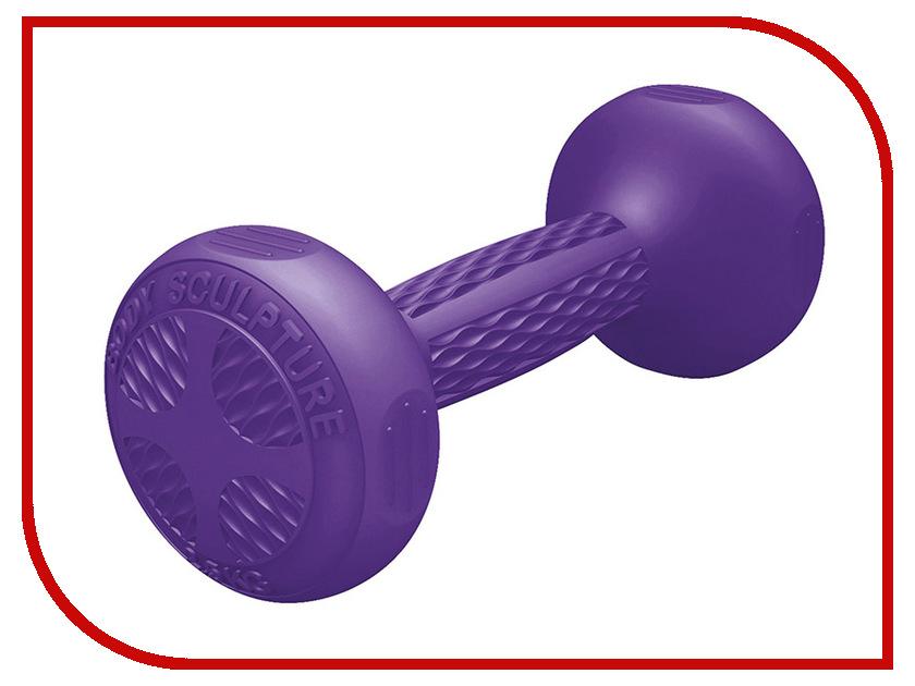 Body Sculpture BW-132-2 2кг Purple