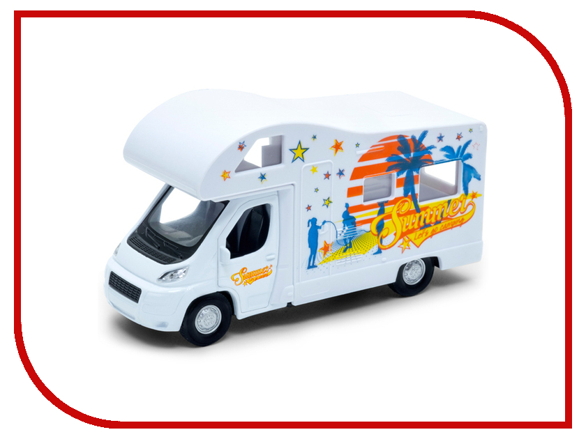 Игрушка Welly Camper Van 92658 welly