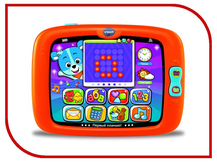 Планшет Vtech Первый планшет 80-151426 планшет азбукварик планшет котенок повторяшка 4680019280141