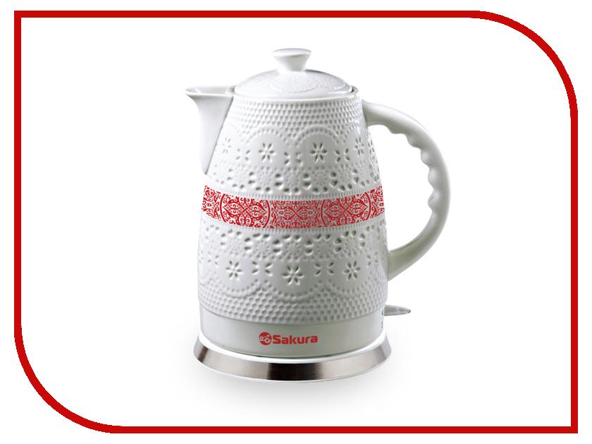 Чайник Sakura SA-2028P-1 чайник sakura sa 2715r page 8