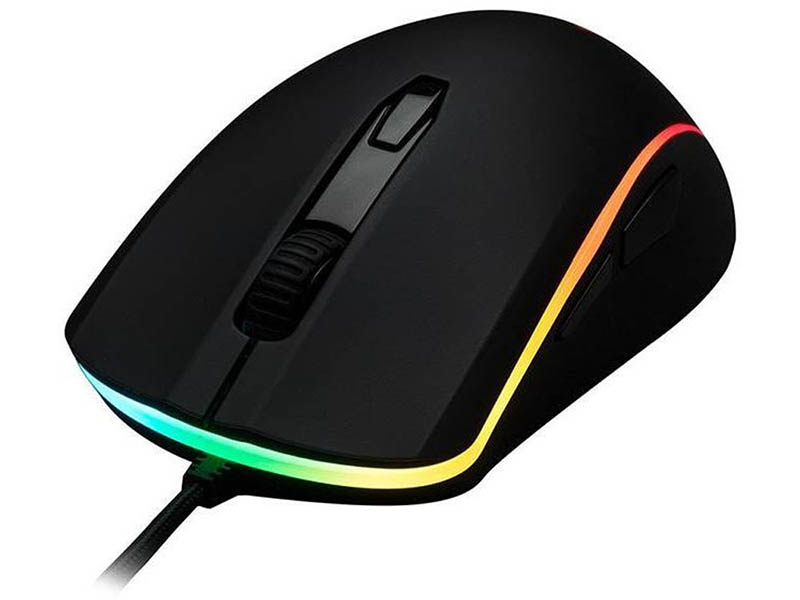 Мышь Kingston HyperX Pulsefire Surge RGB HX-MC002B
