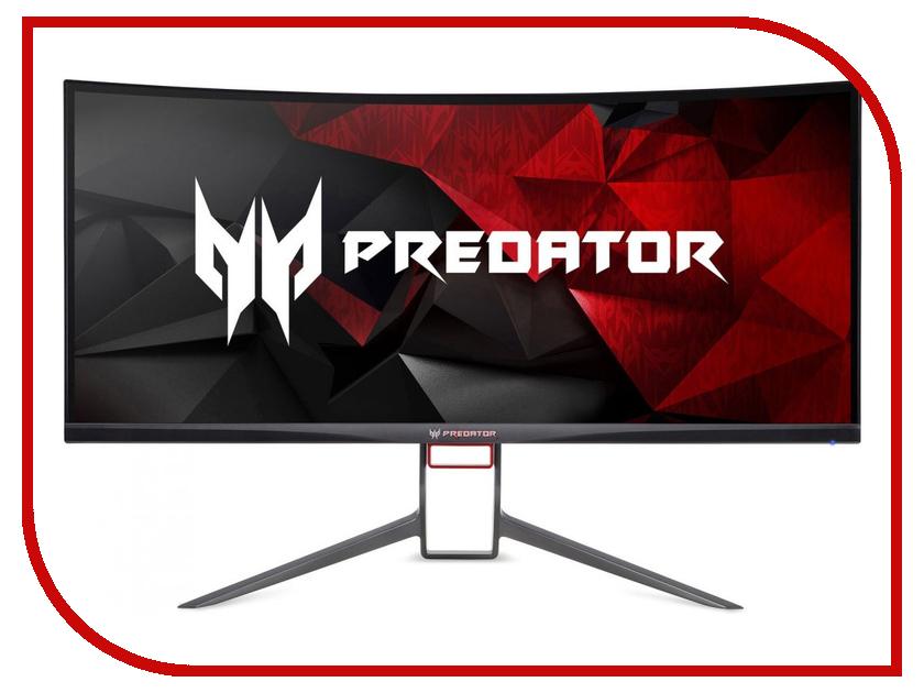 Монитор Acer Predator X34P Black