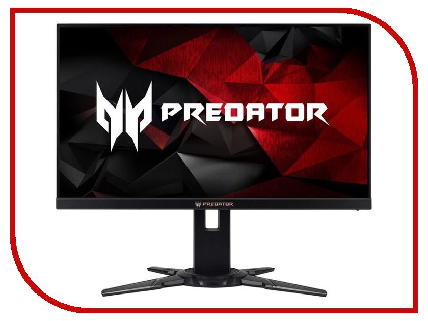 Монитор Acer Predator XB252Qbmiprz Black-Red 110db loud security alarm siren horn speaker buzzer black red dc 6 16v