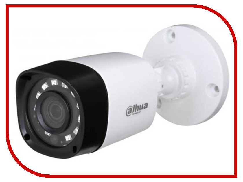 Аналоговая камера Dahua HDCVI DH-HAC-HFW1400RP-0280B free shipping dahua cctv security camera 2mp hdcvi ir eyeball camera ip67 without logo hac hdw1220r vf