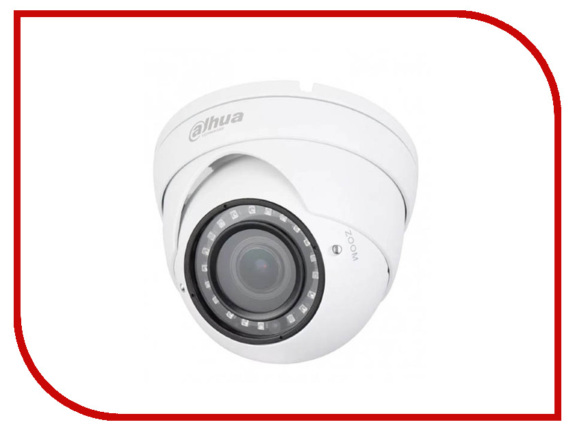 Аналоговая камера Dahua HDCVI DH-HAC-HDW1400RP-VF free shipping dahua cctv security camera 2mp hdcvi ir eyeball camera ip67 without logo hac hdw1220r vf