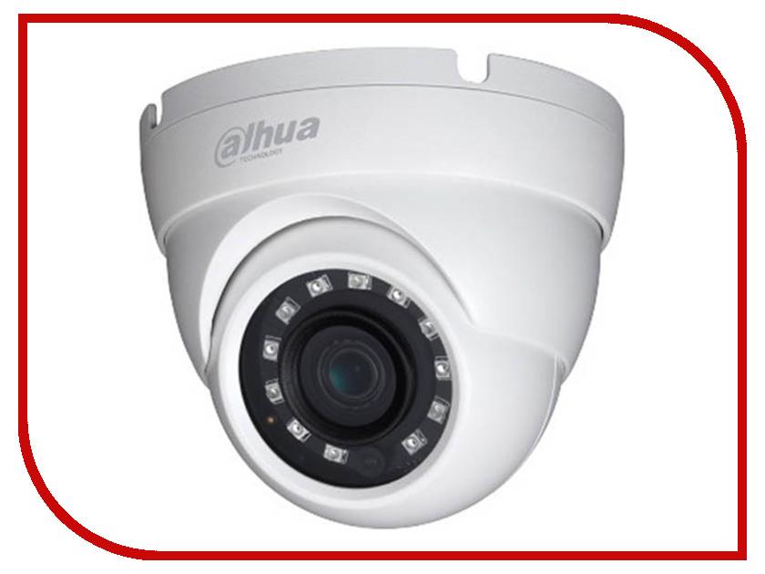Аналоговая камера Dahua DH-HAC-HDW1400MP-0280B аналоговая камера dahua dh hac hfw1200rp vf s3