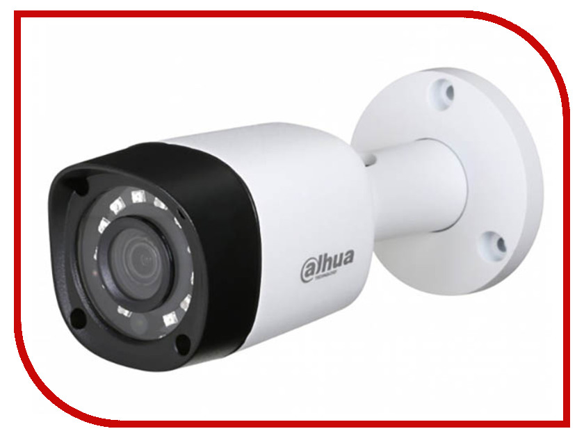 Аналоговая камера Dahua DH-HAC-HFW1220RP-0360B аналоговая камера dahua dh hac hfw1200rp vf s3