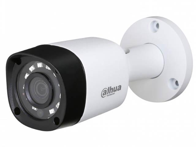 Аналоговая камера Dahua DH-HAC-HFW1220RP-0360B ahd камера dahua dh hac hfw1200sp 0360b s3