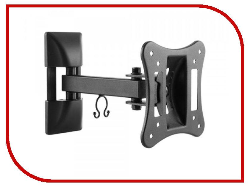 Кронштейн iTECHmount LCD32B (до 15кг) Black кронштейн itechmount celb 54l до 50кг black