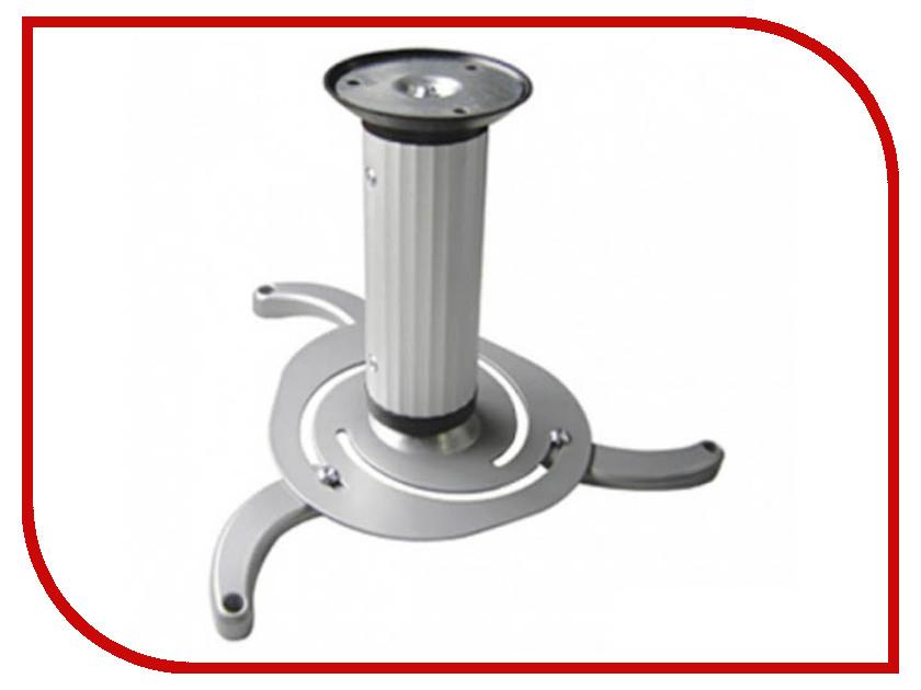 Кронштейн iTECHmount PRB-1 (до 10кг) Silver кронштейн classic solution до 6кг cs prb 5 125w