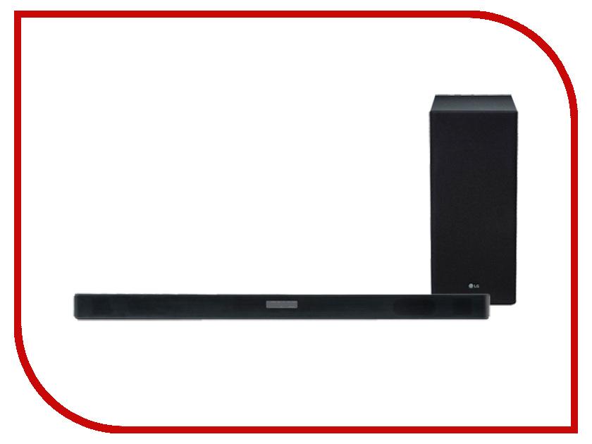 Звуковая панель LG SK5 звуковая панель jbl cinema base