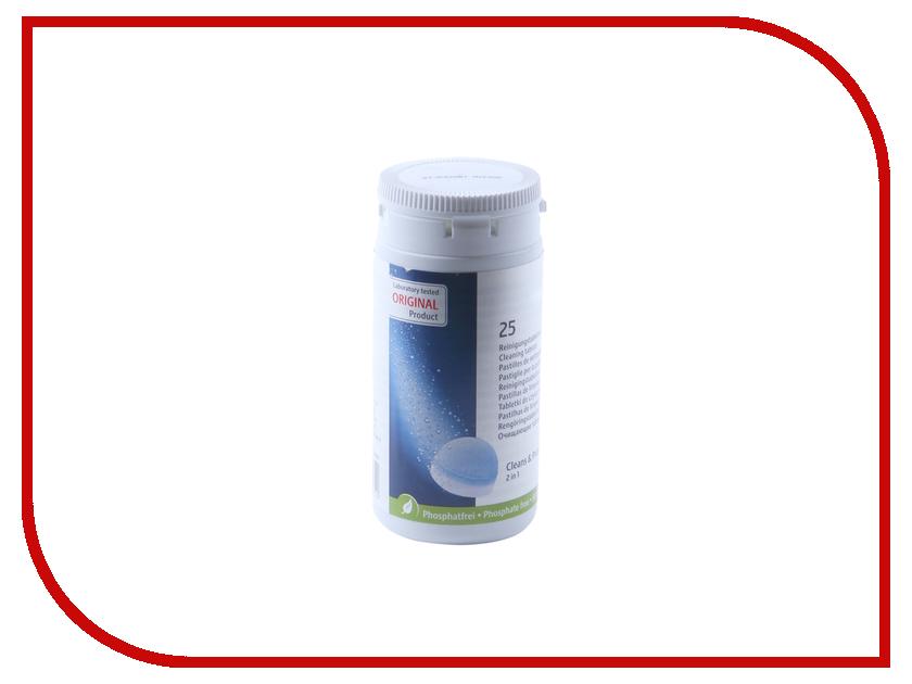 Таблетки для очистки гидросистемы Jura 25шт 62535