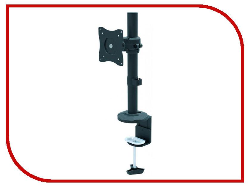 Кронштейн iTECHmount MBS-01F (до 8кг) Black вытяжка со стеклом mbs camellia 150 black