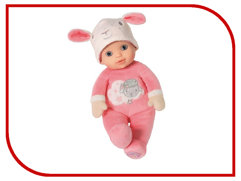 Кукла Zapf Creation Baby Annabell 700-495 zapf creation baby annabell памперсы 5 шт 792 308