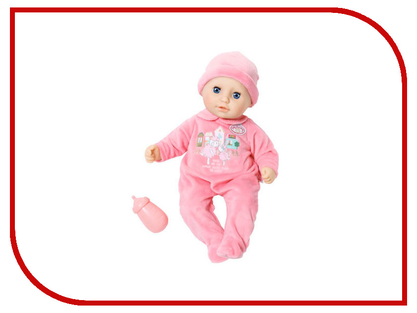 Кукла Zapf Creation My First Baby Annabell с бутылочкой 700-532 my first encyclopedia