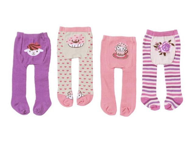Одежда для куклы Zapf Creation Baby Annabell Колготки 700-815 zapf creation одежда для куклы my first baby annabell zapf creation розового цвета 36 см