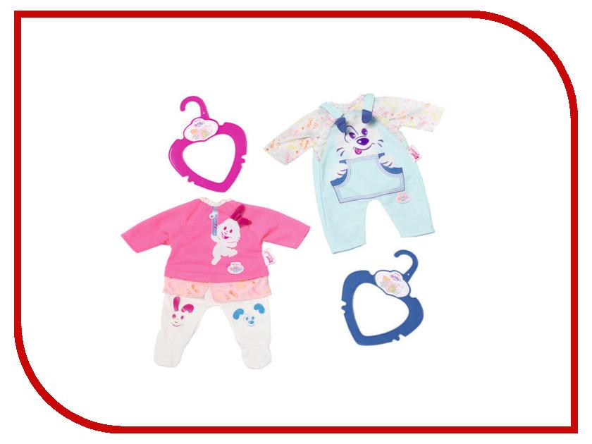 Кукла Zapf Creation My Little Baby Born Одежда 824-351 кукла zapf creation baby born сестричка русалочка 43 см 824 344