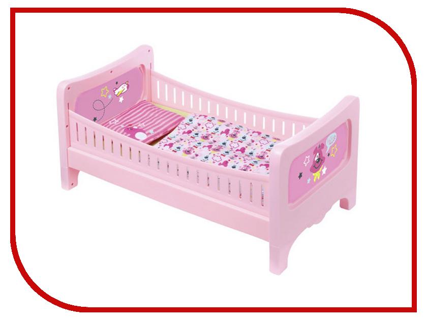 Игра Zapf Creation Baby Born Кроватка 824-399 игра zapf creation baby born комбинезончики 870 211